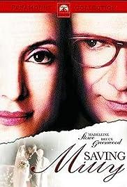 Saving Milly Poster