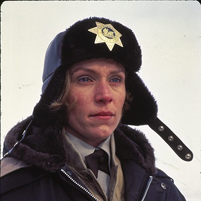 Frances McDormand in Fargo (1996)