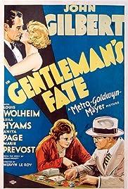 Gentleman's Fate(1931) Poster - Movie Forum, Cast, Reviews