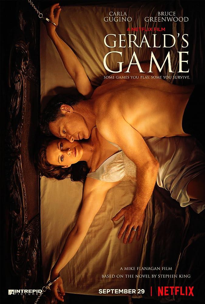 Geraldo žaidimas / Gerald's Game (2017)