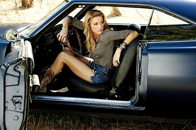 Amber Heard in Drive Angry (2011)