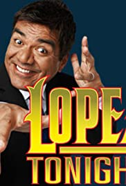 Lopez Tonight Poster - TV Show Forum, Cast, Reviews