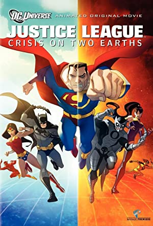 Justice League: Crisis on Two Earths (2010) Download on Vidmate
