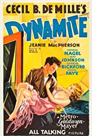 Dynamite (1929) Poster - Movie Forum, Cast, Reviews