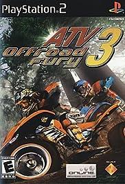 ATV Offroad Fury 3 Poster