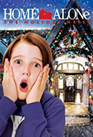 Home Alone: The Holiday Heist (2012) Poster - Movie Forum, Cast, Reviews