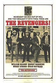 The Revengers(1972) Poster - Movie Forum, Cast, Reviews