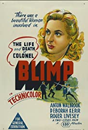 The Life and Death of Colonel Blimp (1943) Poster - Movie Forum, Cast, Reviews