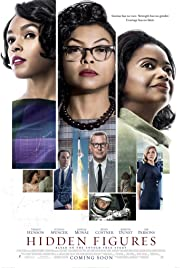 Hidden Figures (2016) Poster - Movie Forum, Cast, Reviews