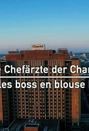 Die Chefärzte der Charité Poster