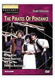 The Pirates of Penzance Poster