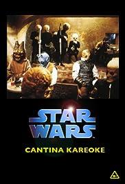 Star Wars Cantina Karaoke Poster
