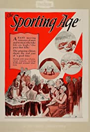 The Sporting Age Poster