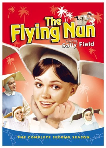 Sally Field in The Flying Nun (1967)