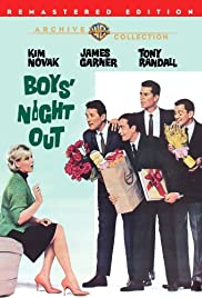 Boys' Night Out (1962) Poster - Movie Forum, Cast, Reviews