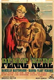 Penne nere Poster