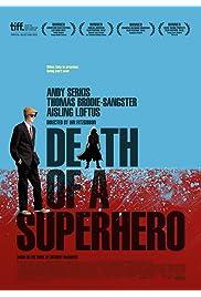 Nonton Film Death of a Superhero (2011)