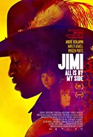 Jimi: All Is by My Side (2013) Poster - Movie Forum, Cast, Reviews