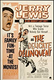 The Delicate Delinquent (1957) Poster - Movie Forum, Cast, Reviews