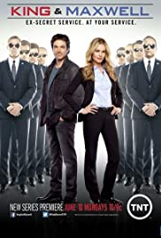 King & Maxwell Poster - TV Show Forum, Cast, Reviews