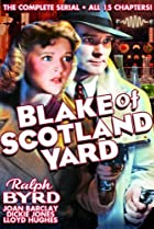 Image of Blake of Scotland Yard