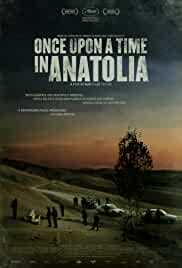 Once Upon a Time in Anatolia Affiche du film