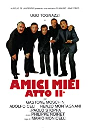 Amici miei - Atto II° (1982) Poster - Movie Forum, Cast, Reviews