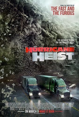 Poster Film The Hurricane Heist
