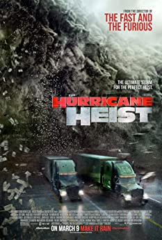 Under the threat of a hurricane, opportunistic criminals infiltrate a US Mint facility to steal $600 million for the ultimate heist. When the hurricane blows up into a lethal CATEGORY 5 storm and their well-made plans go awry, they find themselves needing a vault code known only by one Treasury Agent (Maggie Grace), a need that turns murderous. But the Treasury agent has picked up an unlikely ally, a meteorologist (Toby Kebbell) terrified of hurricanes but determined to save his estranged brother kidnapped by the thieves. He uses his knowledge of the storm as a weapon to win in this non-stop action thriller ride charged with adrenaline throughout.