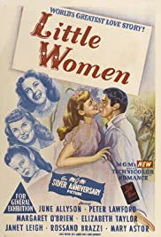 Little Women (1949) Poster - Movie Forum, Cast, Reviews