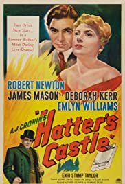 A.J. Cronin's Hatter's Castle (1942) Poster - Movie Forum, Cast, Reviews