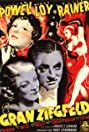 The Great Ziegfeld (1936) Poster