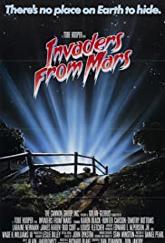 Invaders from Mars (1986) Poster - Movie Forum, Cast, Reviews