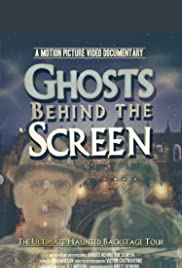 Ghosts Behind the Screen Poster