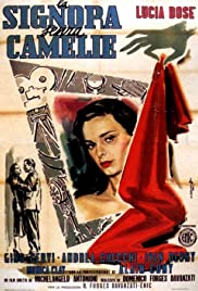 The Lady Without Camelias (1953) Poster - Movie Forum, Cast, Reviews