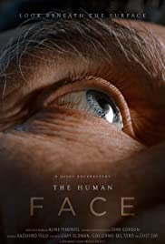 The Human Face Poster