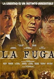 La fuga (2001) Poster - Movie Forum, Cast, Reviews