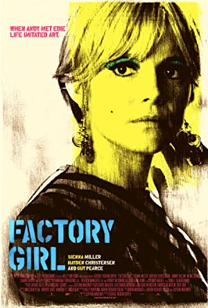 Factory Girl poster