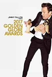 The 74th Golden Globe Awards Poster