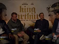 Charlie Hunnam and Guy Ritchie on the Arthurian Legend