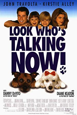 Look Who's Talking Now poster