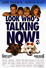 Look Who's Talking Now (1993) Poster - Movie Forum, Cast, Reviews