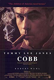 Cobb (1994) Poster - Movie Forum, Cast, Reviews