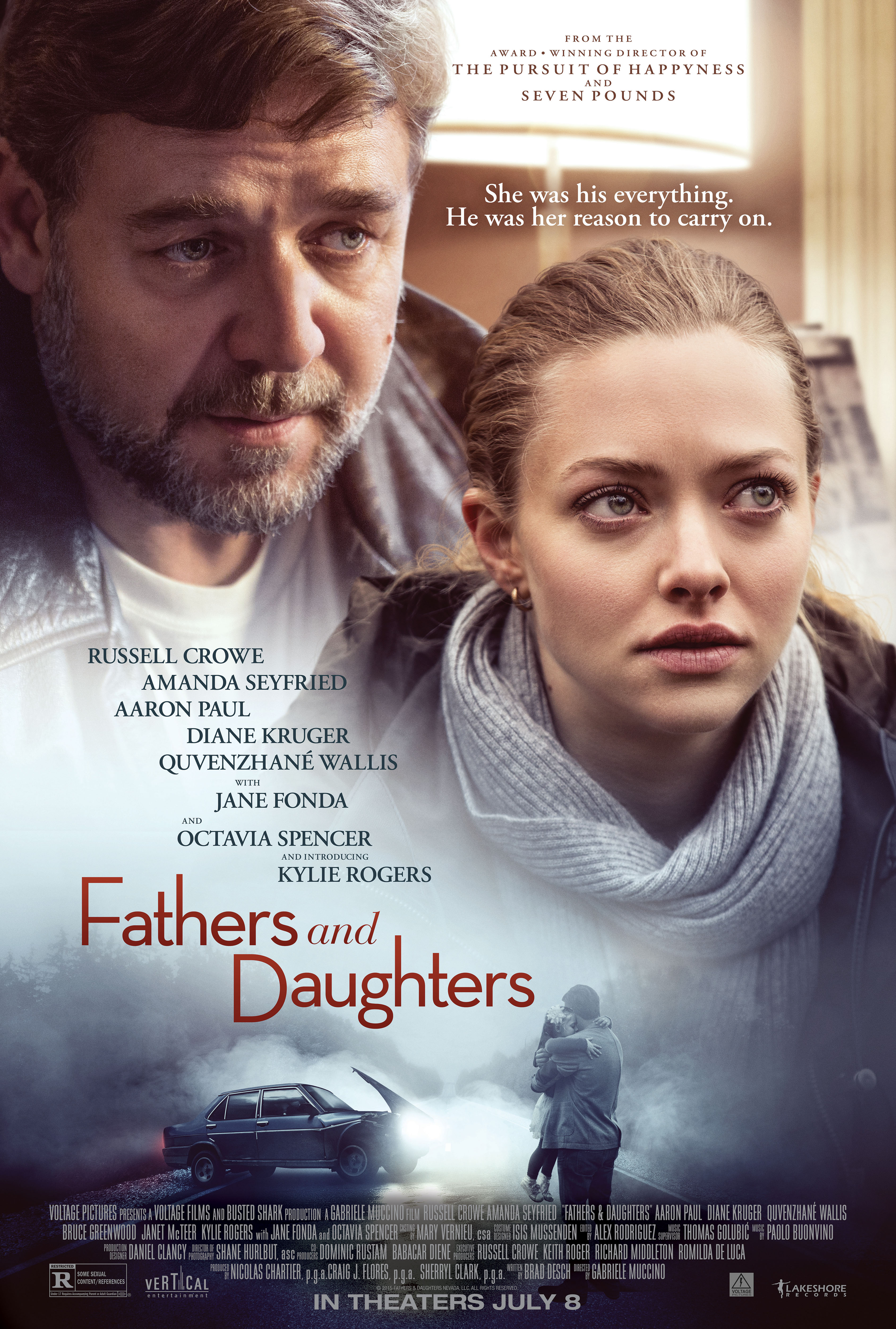 image Fathers & Daughters Watch Full Movie Free Online