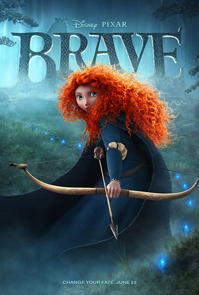 Brave (2012) Tagalog Dubbed