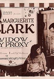 Widow by Proxy Poster