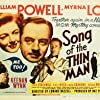 Myrna Loy, William Powell, Keenan Wynn, and Asta Jr. in Song of the Thin Man (1947)