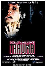Trauma(1993) Poster - Movie Forum, Cast, Reviews