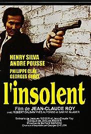 L'insolent Poster