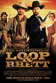 The Adventures of Loop & Rhett Poster
